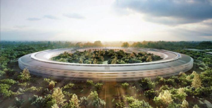 ASEMAS: Arquitecto del nuevo 'campus' de Apple suelta la sopa