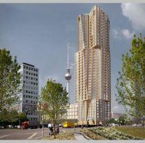 ASEMAS: Frank Gehry construirá el rascacielos más alto de Berlín