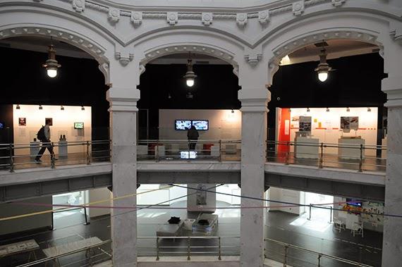 ASEMAS: La Casita Azul, cita permanente con la arquitectura en CentroCentro Cibeles, en Madrid