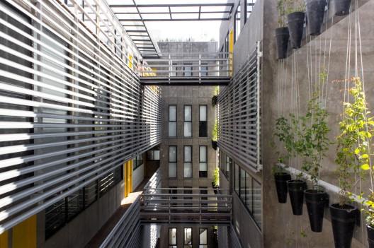 Arquitectura Ciudad Vertical. Foto: Diana Arnau. ASEMAS.