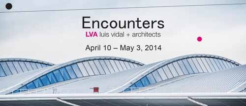 'Encounters'. Luis Vidal + arquitectos, en el Distric Architecture Center de Washington. ASEMAS.