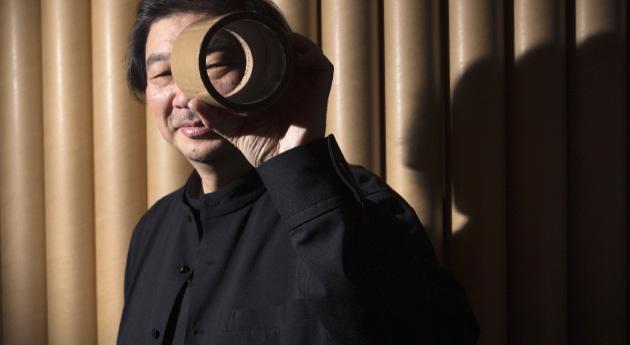 El arquitecto japonés Shigeru Ban, nuevo ganador del premio Pritzker. ASEMAS.