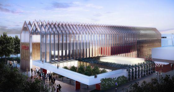 El estudio B720 diseñará el pabellón español en la Expo Milano 2015