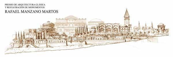 Premio Rafael Manzano Martos de Arquitectura Clásica y Restauración de Monumentos 2014. ASEMAS.
