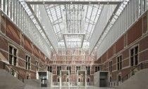 La reforma del Rijksmuseum realizada por los sevillanos Cruz y Ortiz.Fuente: www.elcorreonet.es
