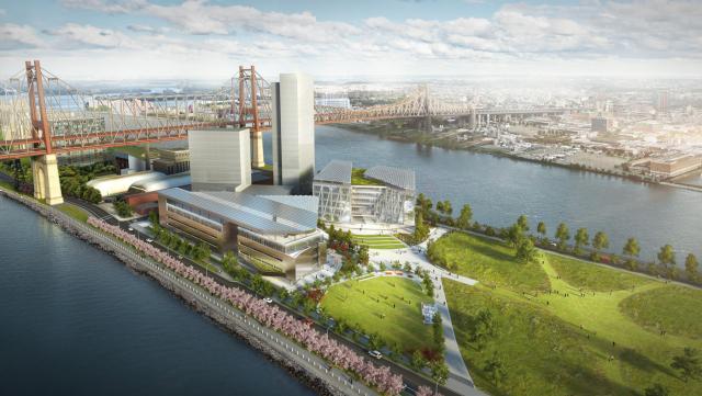 arquitectura del futuro: así lucirá la universidad tecnológica cornell de nueva york