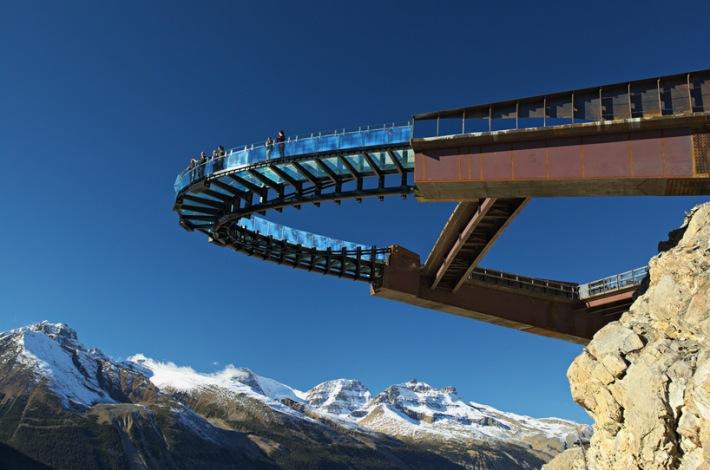 Arquitectura destacada: Glacier Skywalk
