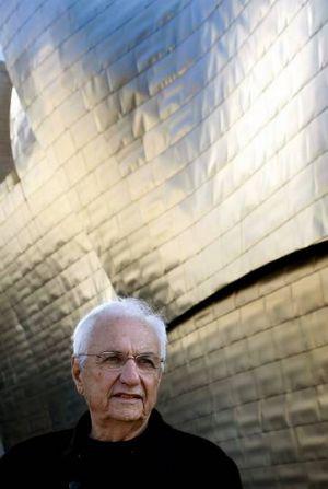 Fotografía de archivo del arquitecto norteamericano Frank Gehry, galardonado con el Premio Príncipe de Asturias de las Artes ALFREDO ALDAI _ EFE
