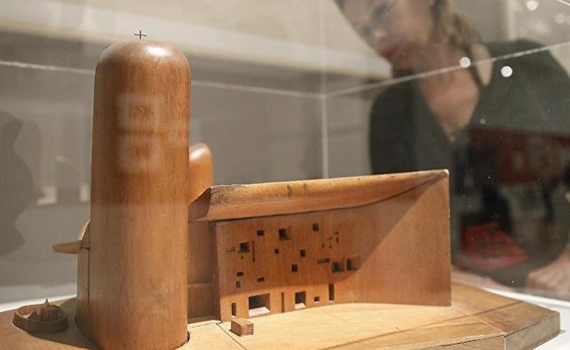 El paisaje centra el universo artístico de Le Corbusier en CaixaForum Madrid. Noticias.lainformacion.com