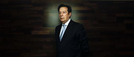 El presidente de Caja de Arquitectos (Arquia), Javier Navarro / SAMUEL SÁNCHEZ