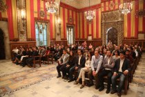 El Salón de Ciento del Ayuntamiento de Barcelona acogió el Acto de Entrega de los Premios de EUROPAN 12/España.