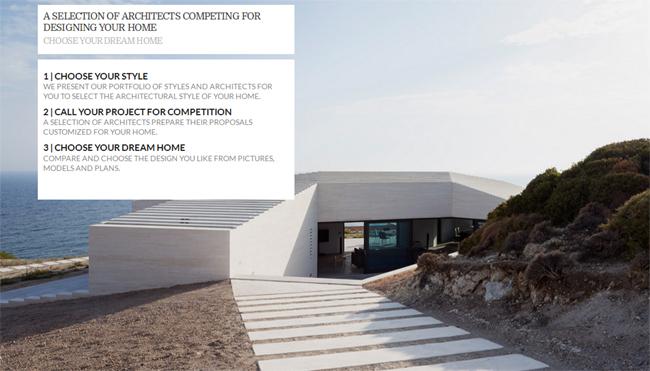 Una empresa ofrece concurso privado de arquitectura para diseño de cada casa _ Comunidad Valenciana. Axa