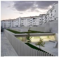 'Premio Arquitectura Española', para la Escuela Infantil de Milagrosa. La escuela galardonada. cedida