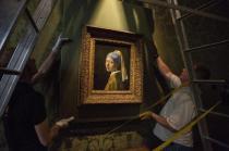 """Reapertura real del renovado Mauritshuis, el hogar de """"La joven de la perla"""""""