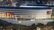 Cinco estaciones de metro acogen una exposición de arquitectura del siglo XXI. San Mamés protagoniza una de las muestras