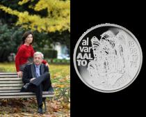 Los arquitectos españoles Nieto y Sobejano ganan la Medalla Alvar Aalto 2015.