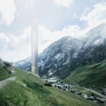 El futuro de los rascacielos es: ¿hacerlos invisibles?