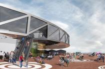 Reconstrucción de la Ciudad de las Ciencias YTAU Yannick Troubat Arquitectura Urbanismo