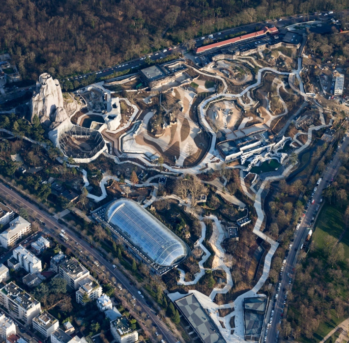 Bernard Tschumi, Parque Zoológico de París
